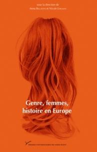 Deedr.fr Genre, femmes, histoire en Europe - France, Italie, Espagne, Autriche Image