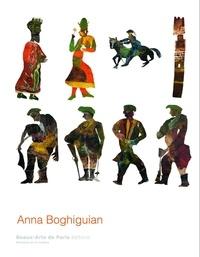 Anna Boghiguian et Thierry Leviez - Anna Boghiguian - Le carré, la ligne et la règle.