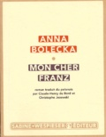 Anna Bolecka - Mon cher Franz.