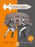 Anna Borras et Marie-Hélène Menaut - Le glaive de Burdigala - The sword of Burdigala.