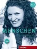 Anna Breitsameter et Sabine Glas-Peters - Menschen B 1.2 - Deutsch als Fremdsprache Arbeitsbuch. 1 CD audio