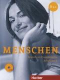 Anna Breitsameter et Sabine Glas-Peters - Menschen B1.1 - Deutsch als Fremdsprache - Arbeitsbuch. 1 CD audio