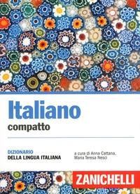 Anna Cattana et Maria Teresa Nesci - Italiano compatto - Dizionario della lingua italiana.