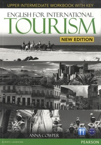Galabria.be English for International Tourism - Upper Intermediate Workbook with Key Image