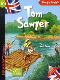 Anna Culleton et Ewen Blain - Tom Sawyer - 6e.