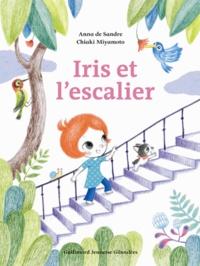 Anna de Sandre et Chiaki Miyamoto - Iris et l'escalier.