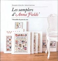 Anna Fields - Les samplers d'Anna Fields - 10 modèles de point de croix.