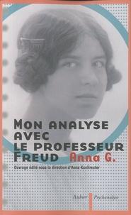 Anna G. - Mon analyse avec le professeur Freud.