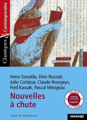 Anna Gavalda et Dino Buzzati - Nouvelles à chute.