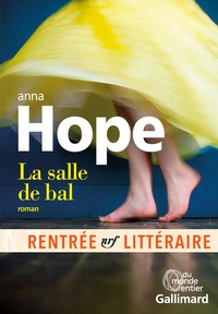 Ebook para psp télécharger La salle de bal par Anna Hope in French