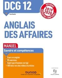 Anna Houston - DCG 12 Anglais des affaires - Manuel - Réforme Expertise comptable 2019-2020.