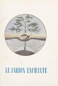 Anna Jézéquel - Le jardin enchanté.
