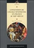Anna Jolivet - L'invention de l'école vénitienne en France au XIXe siècle.
