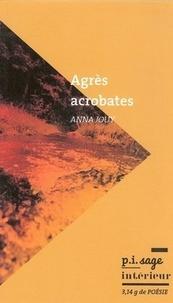 Anna Jouy - Agrès acrobates.