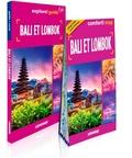 Anna Kalicka et Adam Nitka - Bali et Lombok - Guide + carte. 1 Plan détachable