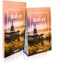 Anna Kalicka et Adam Nitka - Bali et Lombok. 1 Plan détachable