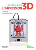 Anna Kaziunas France - Pratique de l'impression 3D.
