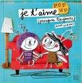 Anna Llenas - Je t'aime (presque toujours) - Pop up.