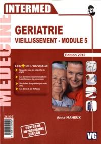 Anna Maheux - Module 5 Gériatrie - vieillissement.