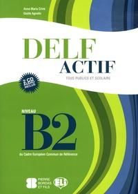 Galabria.be DELF Actif Niveau B2 Image