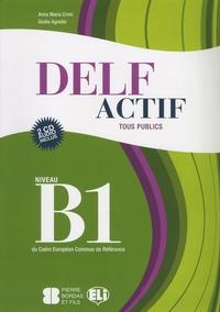 Deedr.fr Delf Actif tous publics niveau B1 Image