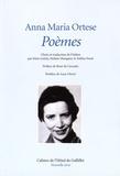 Anna-Maria Ortese - Poèmes.