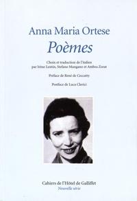 Anna Maria Ortese - Poèmes.