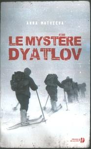 Anna Matveeva - Le mystère Dyatlov.