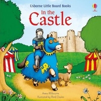 Anna Milbourne et Benji Davies - In the Castle.