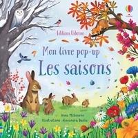 Anna Milbourne et Alexandra Badiu - Les saisons.