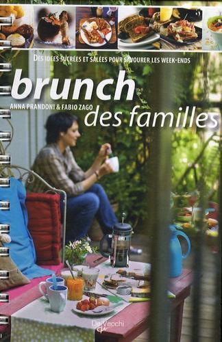 Anna Prandoni et Fabio Zago - Brunch des familles.