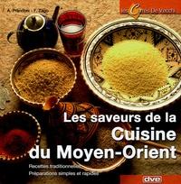 Anna Prandoni et Fabio Zago - Les saveurs de la cuisine du Moyen-Orient.