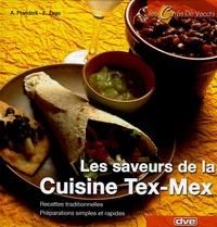 Anna Prandoni et Fabio Zago - Les saveurs de la cuisine tex-mex.