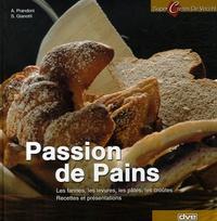 Anna Prandoni et Sara Gianotti - Passion de Pains.
