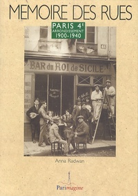 Anna Radwan - Paris 4e arrondissement - 1900-1940.