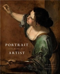 Anna Reynolds - Portrait of the artist.