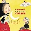 Anna Rocchi et Elodie Nouhen - Comptines corses.