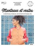 Anna Rose Patterns et Julie Kansara - Manteaux et vestes.