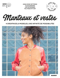 Anna Rose Patterns et Julie Kansara - Manteaux et vestes.