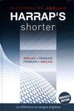 Anna Stevenson - Harrap's shorter - Dictionnaire anglais-francais, francais-anglais.