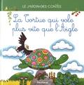 Anna Stroeva et Shimako Okamura - La tortue qui vole plus haut que l'aigle.