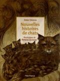 Anna Stroeva et Patricia Legendre - Nouvelles histoires de chats.