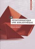 Anna Svenbro - Réinformatiser une bibliothèque.