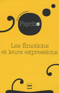 Anna Tcherkassof - Les Emotions et leurs expressions.