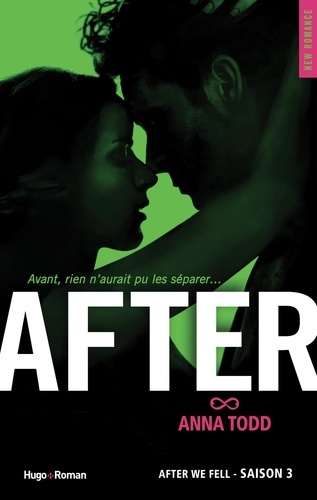 After Tome 3 - After we fellAnna Todd - Format ePub - 9782755620030 - 9,99 €
