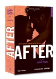 Anna Todd - After Tome 4 : After we rise - Edition limitée.