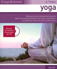 Anna Trökes - Yoga. 1 CD audio