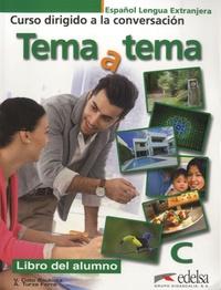 Galabria.be Tema a tema, nivel C - Libro del alumno Image