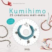 Accentsonline.fr Kumihimo - 25 créations méli-mélo Image