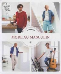 Annabel Benilan - Mode au masculin.